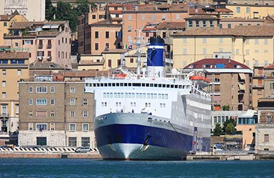 Adria Ferries Carico Merci