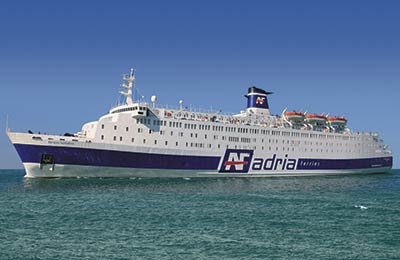 Adria Ferries Carico Merci