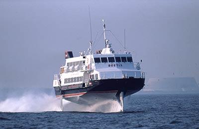 JR Kyushu Beetle Ferry