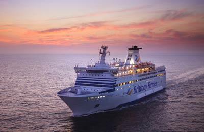 Brittany Ferries Carico Merci
