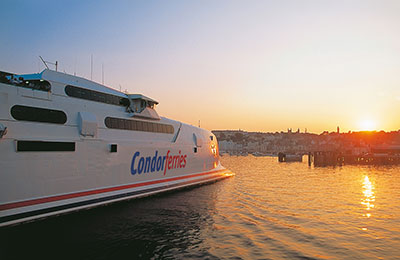 Condor Ferries Carico Merci
