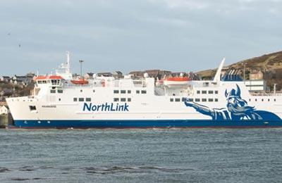 Northlink Ferries Carico Merci