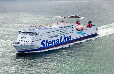 Stena Line Carico Merci