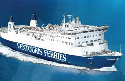 Ventouris Ferries Carico Merci