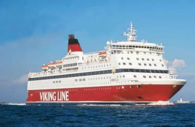 Viking Lines Carico Merci
