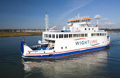 Wightlink Ferries Carico Merci